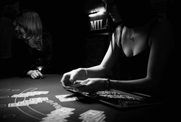 lucky events black jack